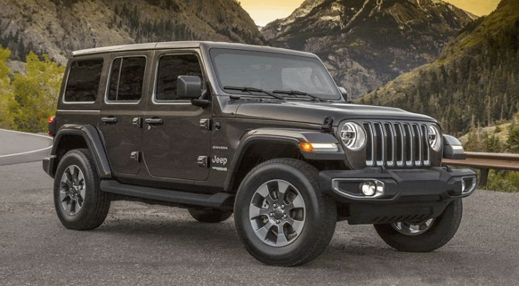 2018 Trucks Worth Waiting For >> 2018 Jeep Wrangler Is Worth Waiting For